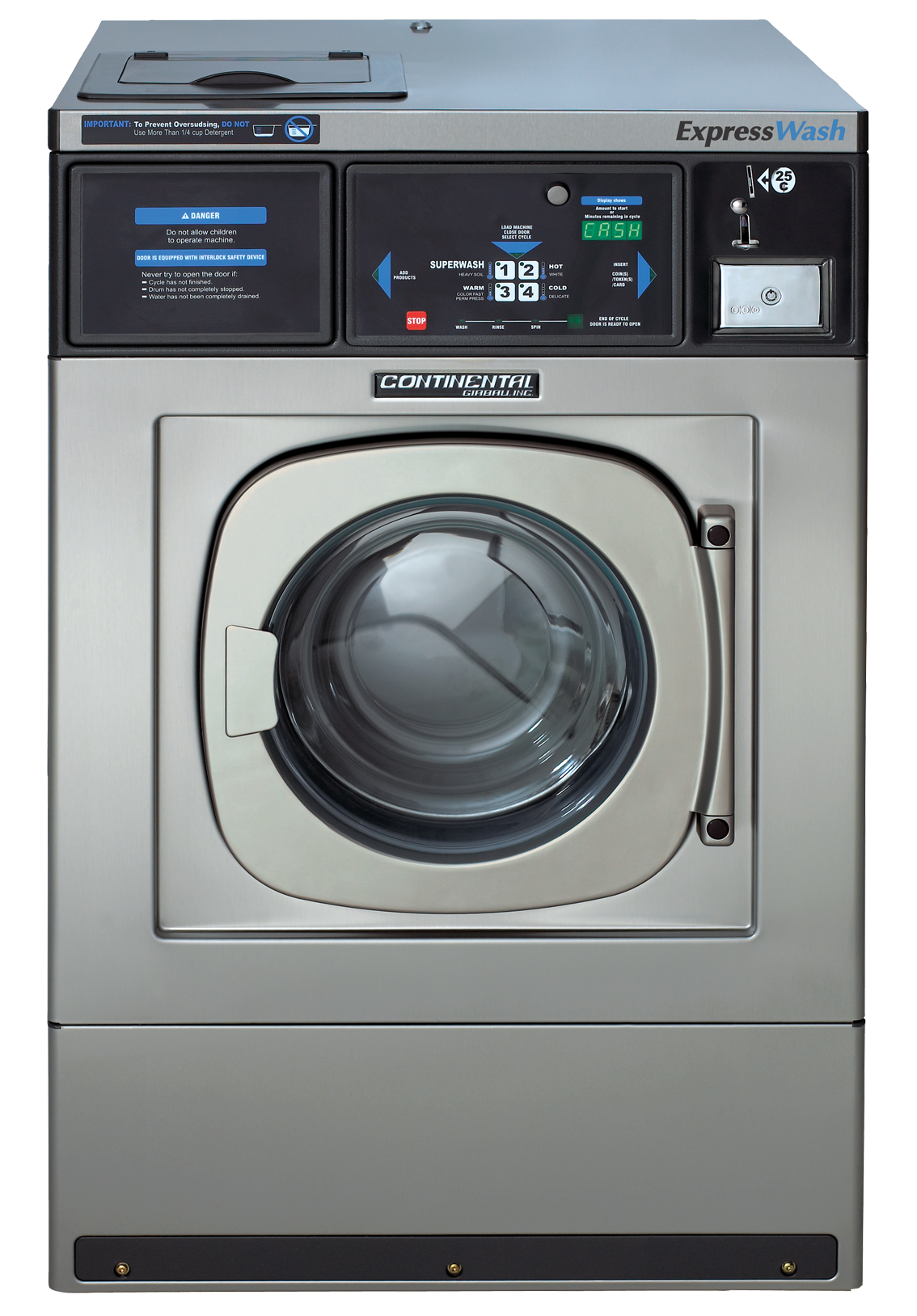 continental washing machine